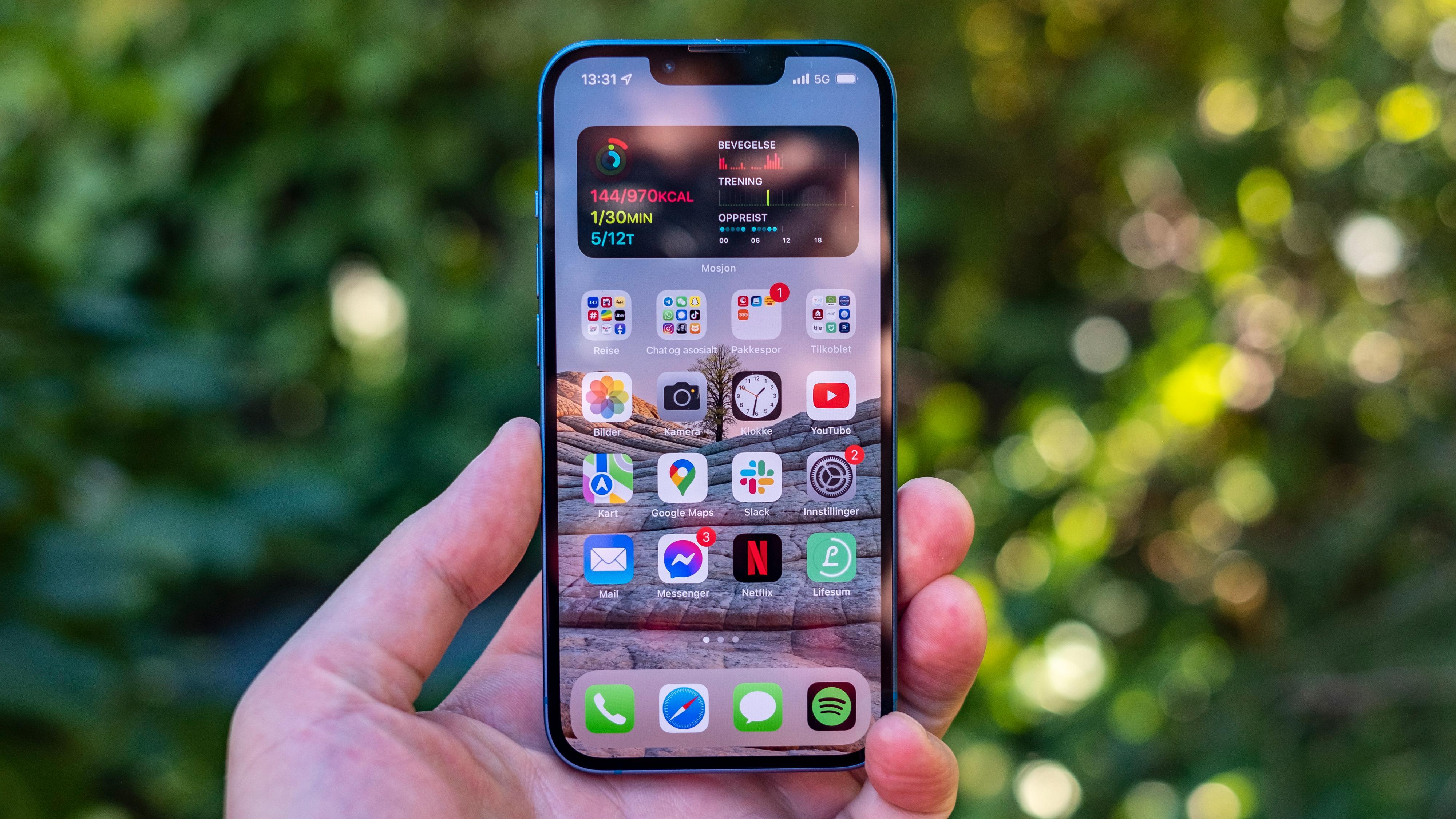 Hevder Apple må justere ned iPhone-produksjonen på grunn av brikkemangel