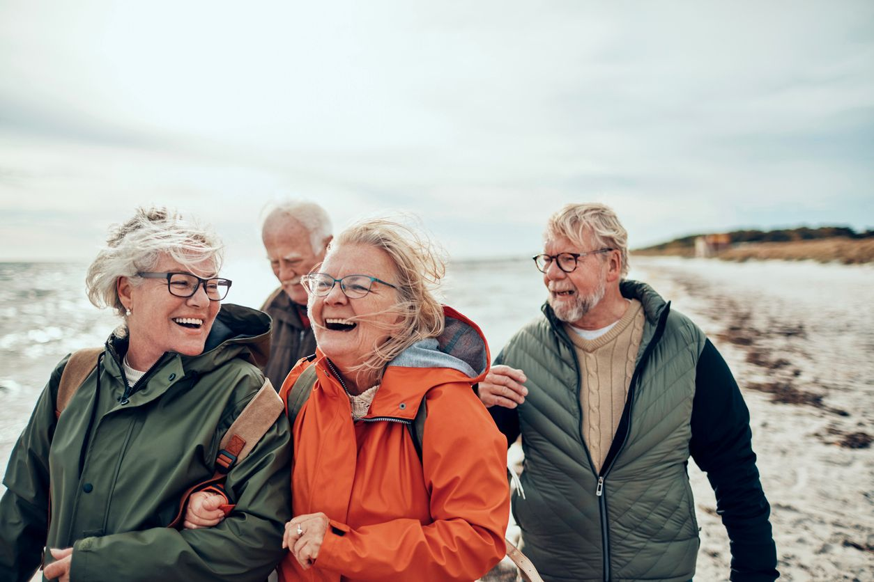 GOD ALDERDOM: Medlemmer av Pensjonistforbundet har en rekke fordeler.