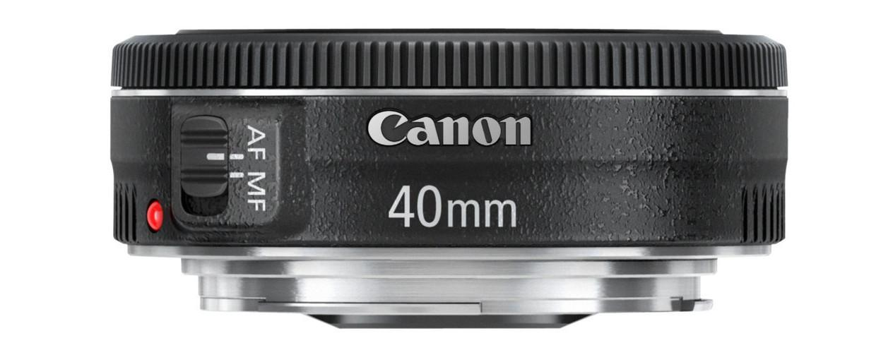 Shorty Forty: Canon EF 40mm f/2.8 STM. Foto: Canon