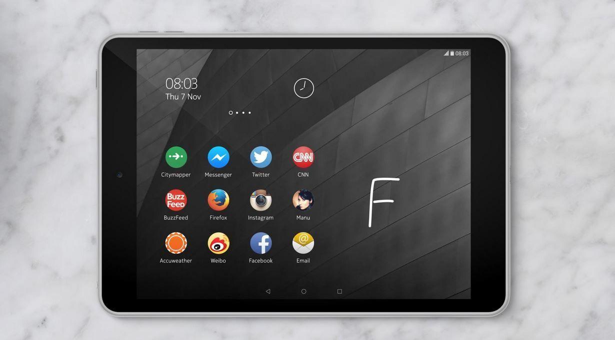 Det er ennå uvisst hva slags Nokia-produkter vi har i vente. Dette er Nokias eget N1-nettbrett fra i fjor.