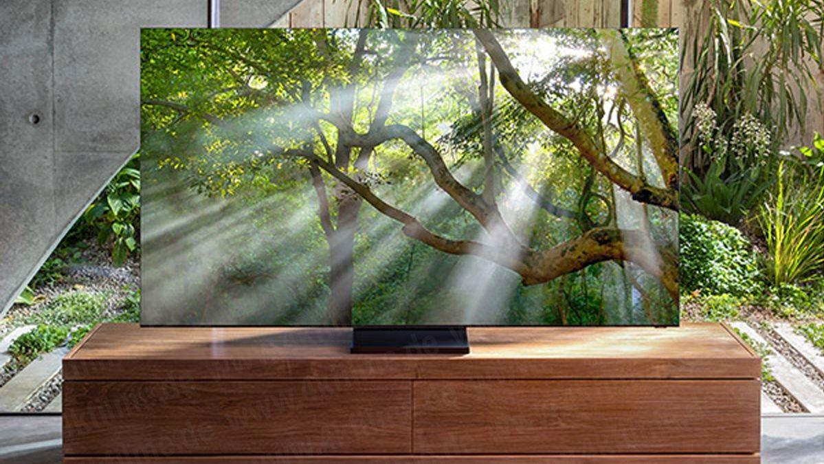 Samsungs rammeløse 8K-TV ser ut til å få sin debut på CES-messen i Las Vegas, som starter sent søndag kveld, norsk tid.