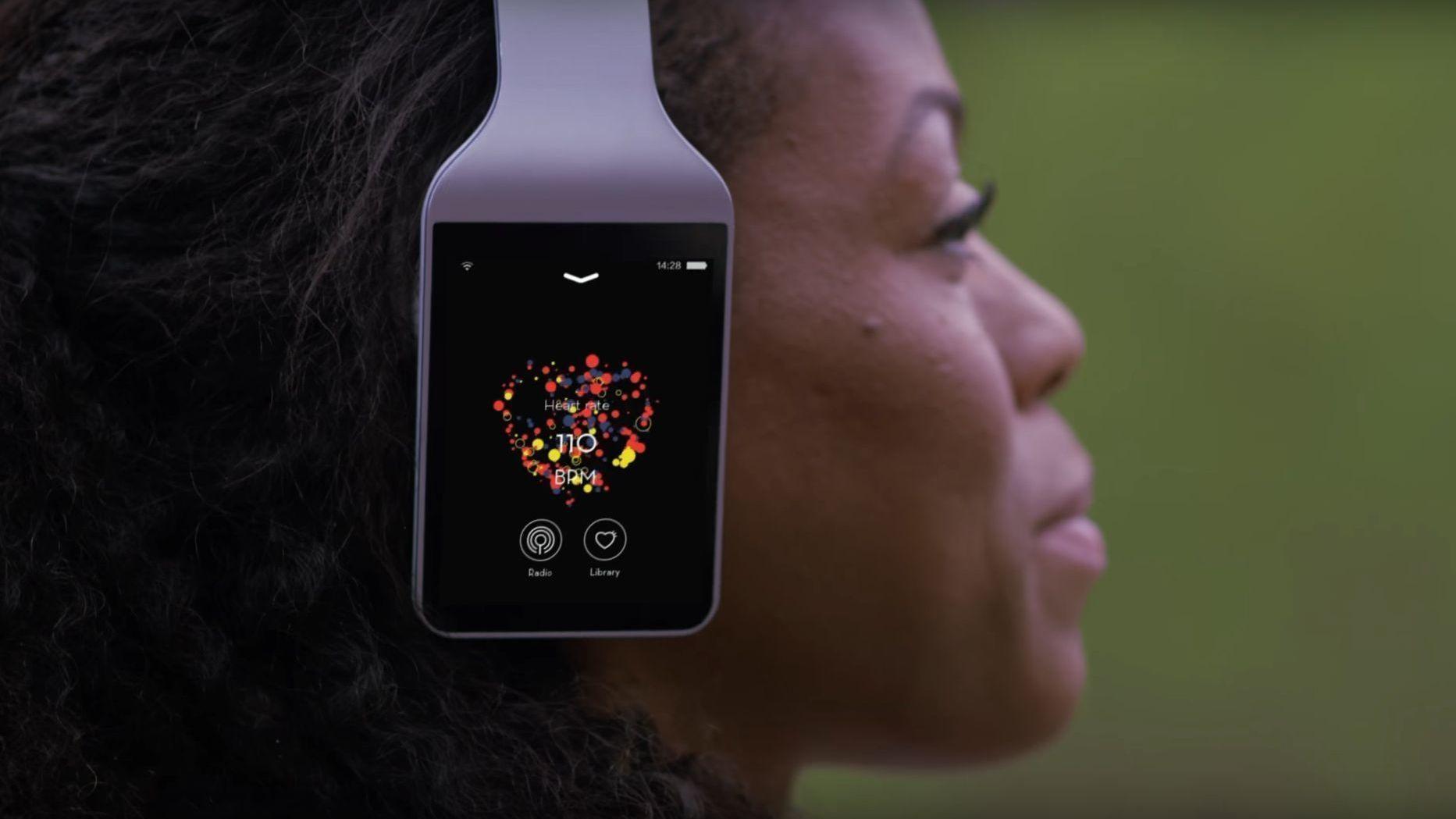 Smarte hodetelefoner har gjort braksuksess på Kickstarter