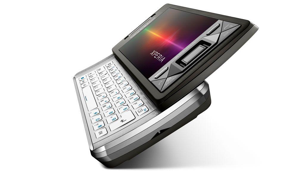 Mer avansert fra Sony Ericsson