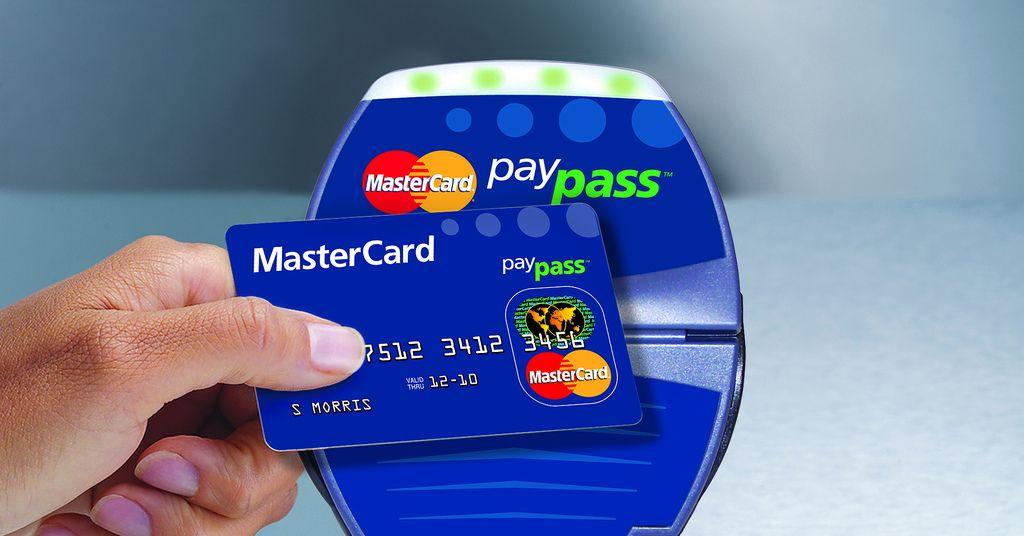 MasterCard PayPass er en av løsningene med en brikke som lar deg