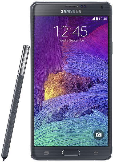 Samsung Galaxy Note 4.Foto: Samsung