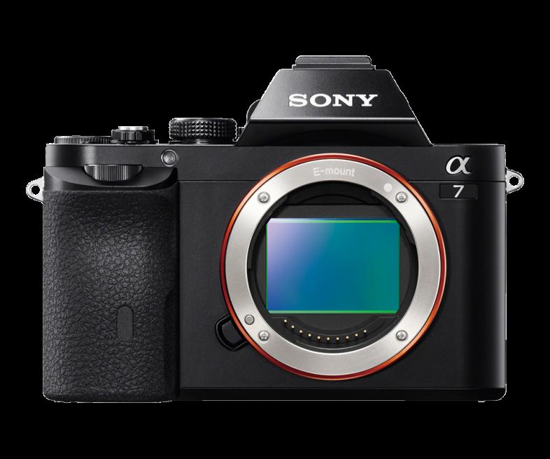 Nylanserte Sony Alpha 7 medfører ikke at Sony slutter med A-fatningsbaserte produkter.