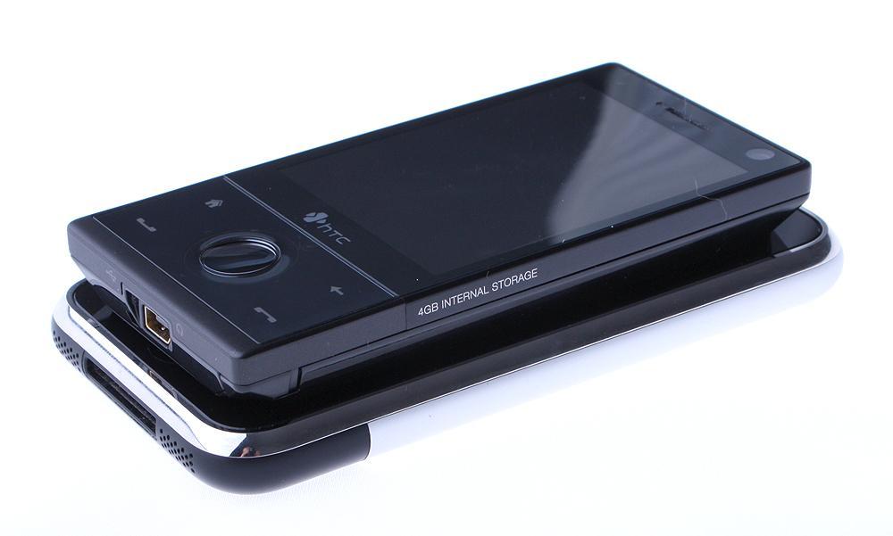 Diamond er en del mindre enn Iphone.