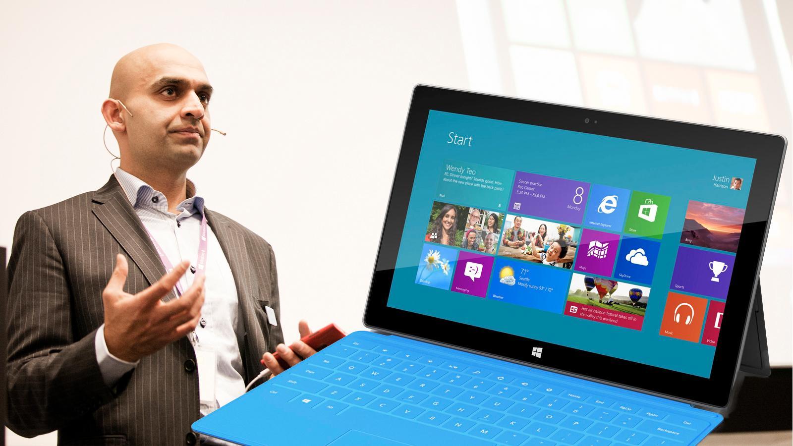 Kommer de kjente appene til Windows-nettbrettene?