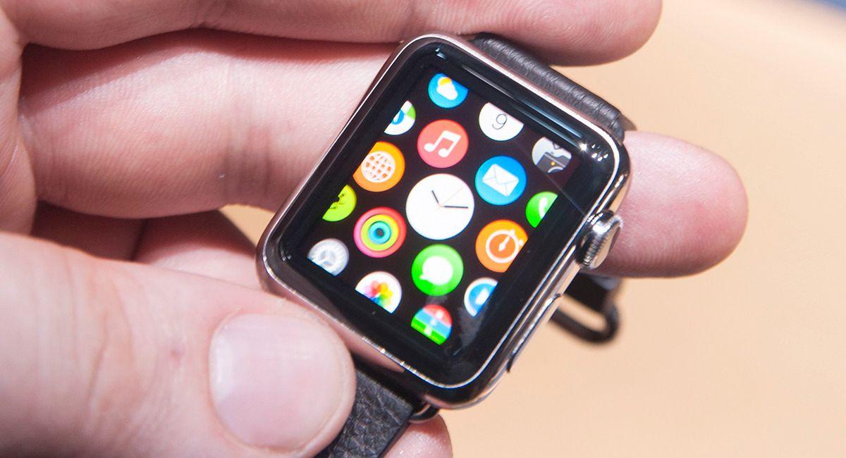 Gartner tror Apple Watch vil bidra sterkt til å popularisere smartklokker.Foto: Finn Jarle Kvalheim, Amobil.no