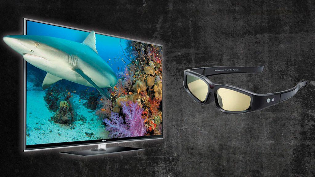 Ny 3D-TV i butikkene