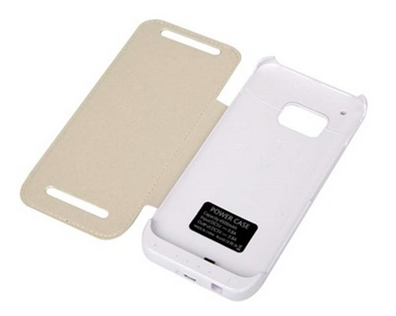 HTC One M9 har et billig og bra deksel tilgjengelig fra Mytrendyphone. Foto: Mytrendyphone