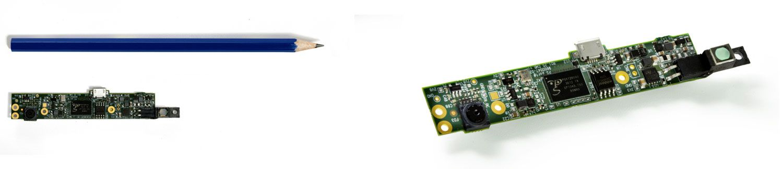 3D-SENSOR: Denne brikken kan være hva Apple higer etter når de nå har betalt 2,2 milliarder kroner for PrimeSense.Foto: PrimeSense