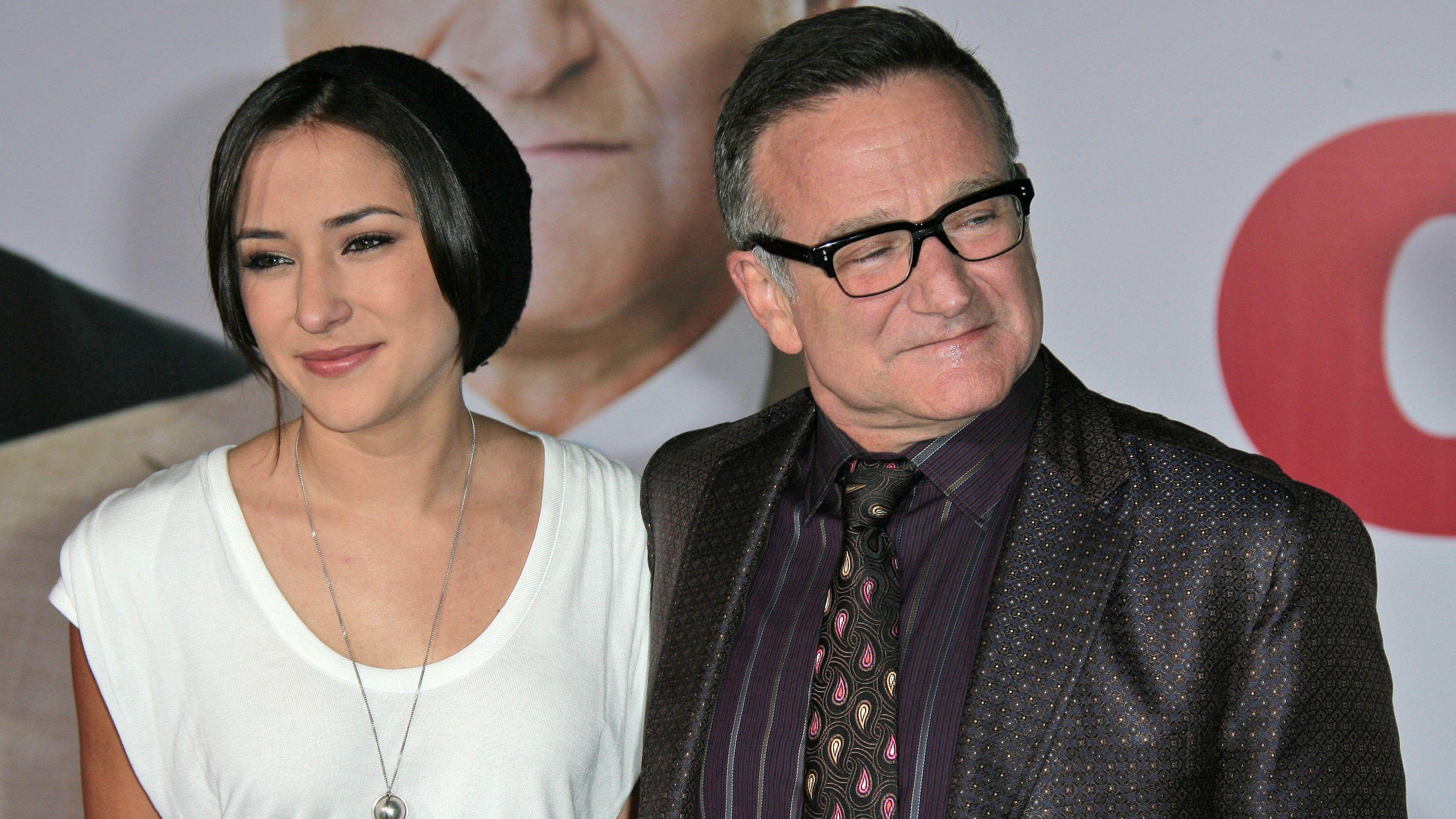 Avdøde Robin Williams' datter forlot Twitter etter grov sjikane
