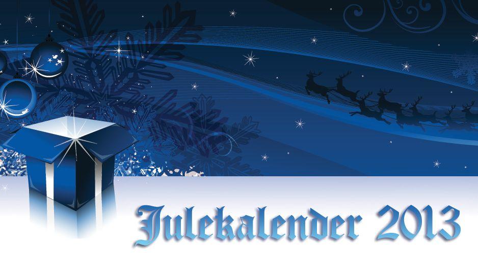 Julekalender 2013 – luke 23