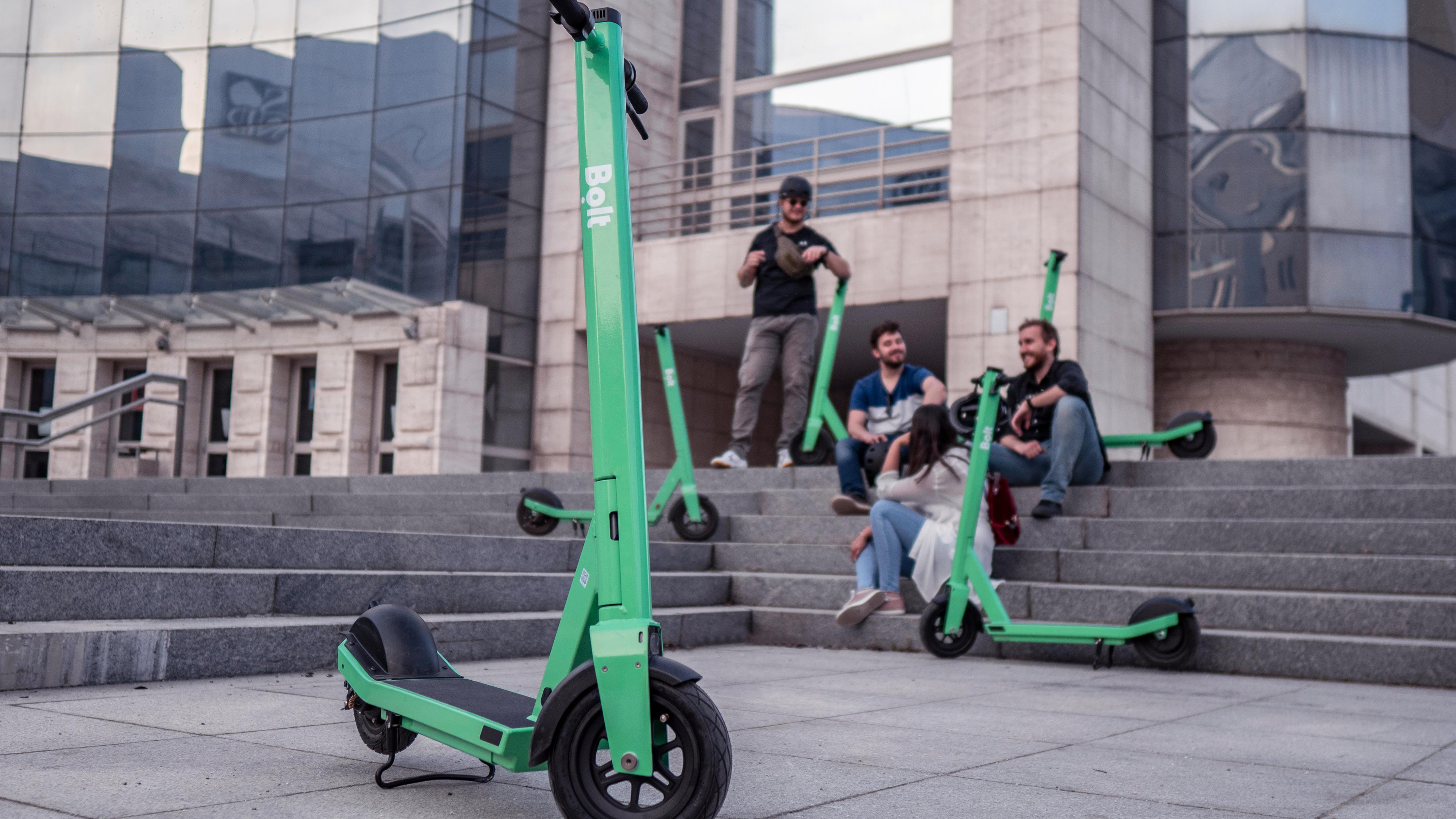 Bolt lanseres i Oslo – skal tilby de billigste elsparkesyklene