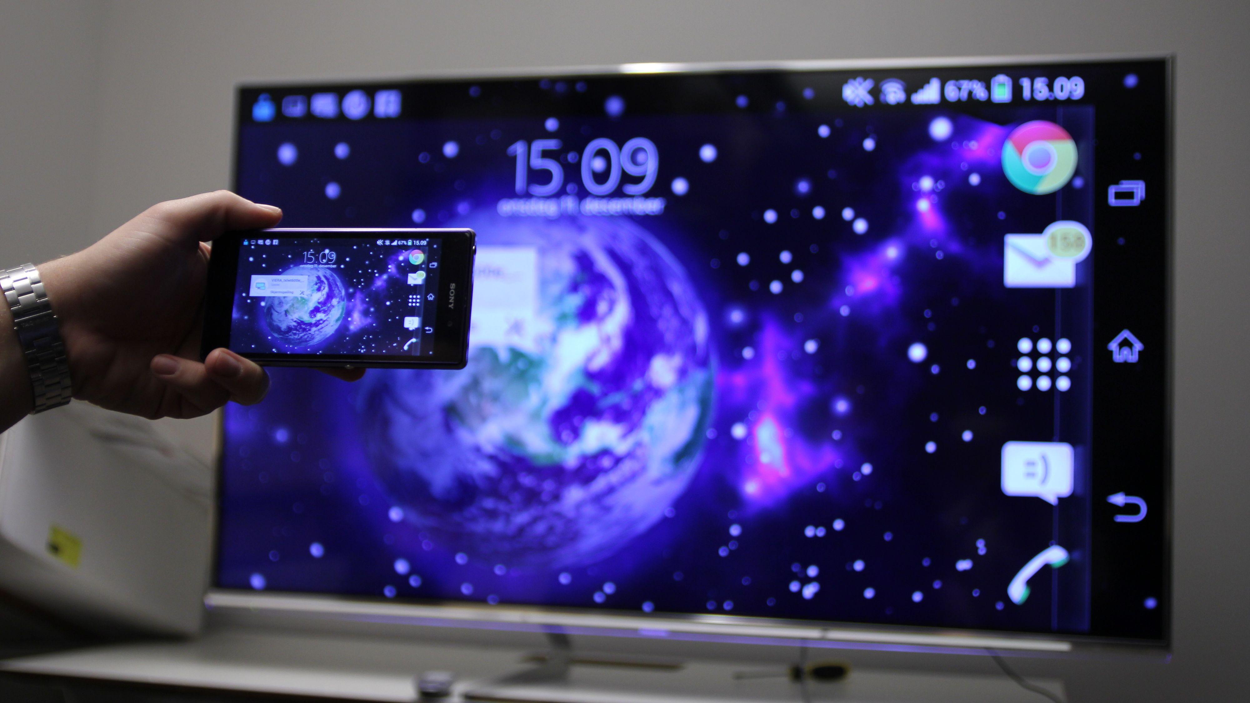 Slik strømmer du video til TV-en din trådløst