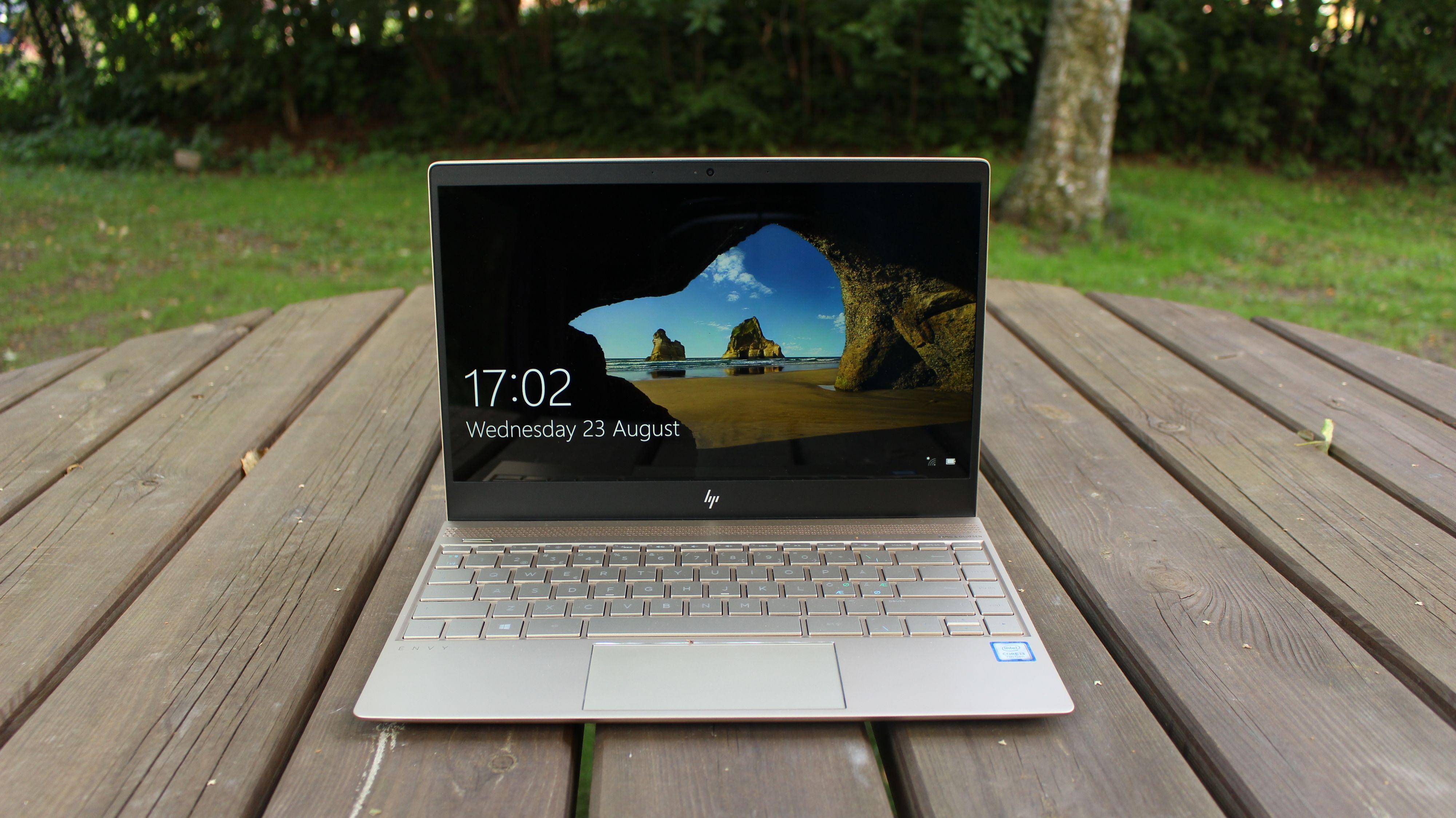HP Envy 13 er en perle av en maskin.