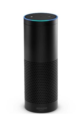 Amazon Echo gjorde braksuksess i det amerikanske julesalget.