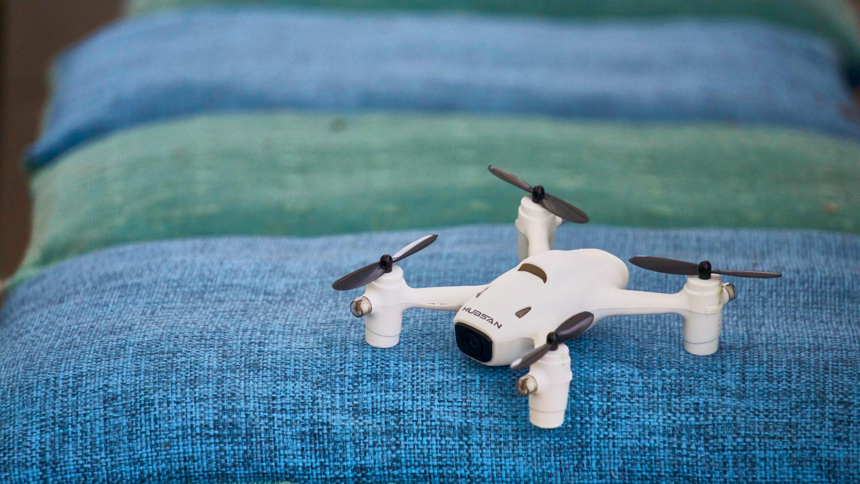 Hubsan X4 Plus er den nyeste innstegsmodellen blant Hubsans kamera-droner.
