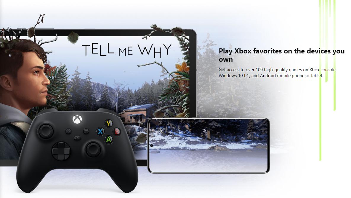Nå kommer Microsofts spillstrømmetjeneste til Android