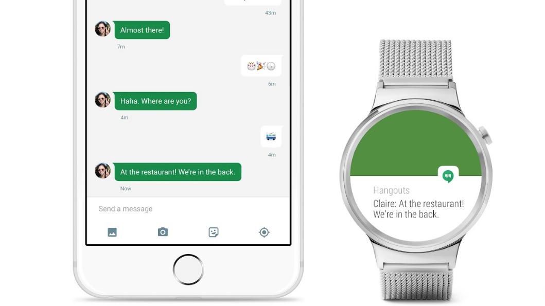 Android Wear har blitt iPhone-kompatibel