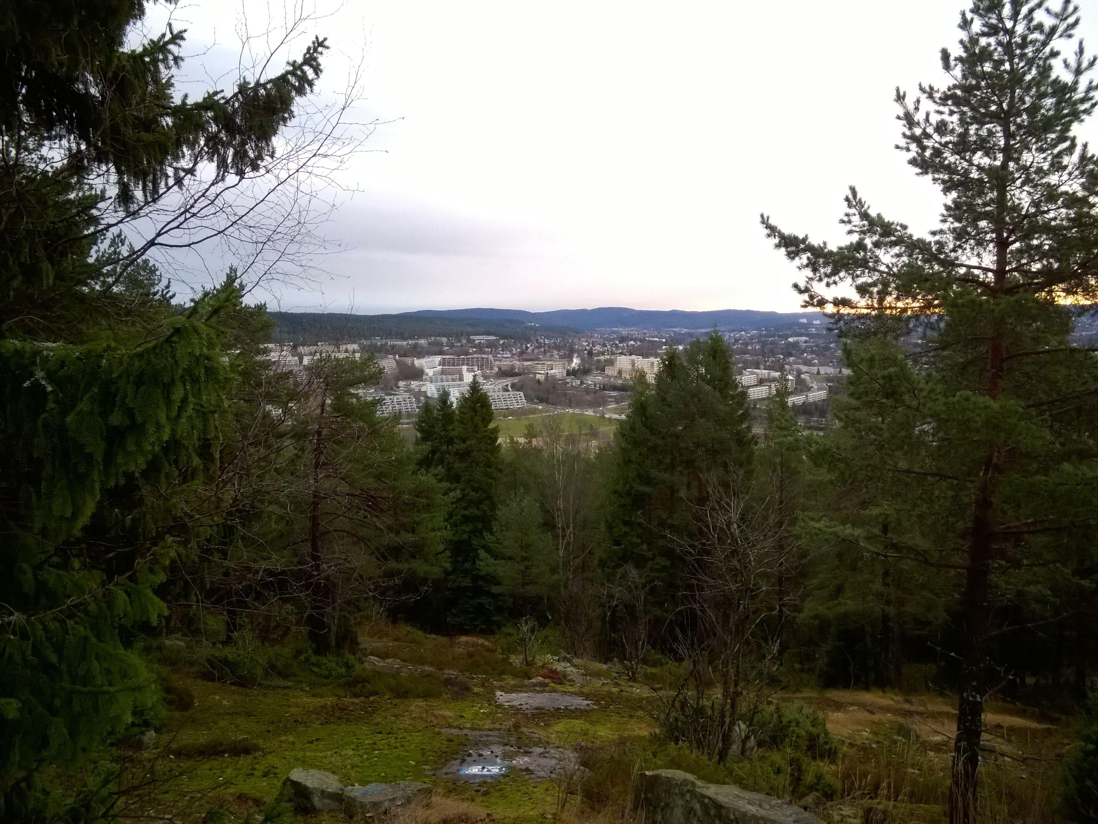 Testbilde Nokia Lumia 830.Foto: Finn Jarle Kvalheim, Tek.no