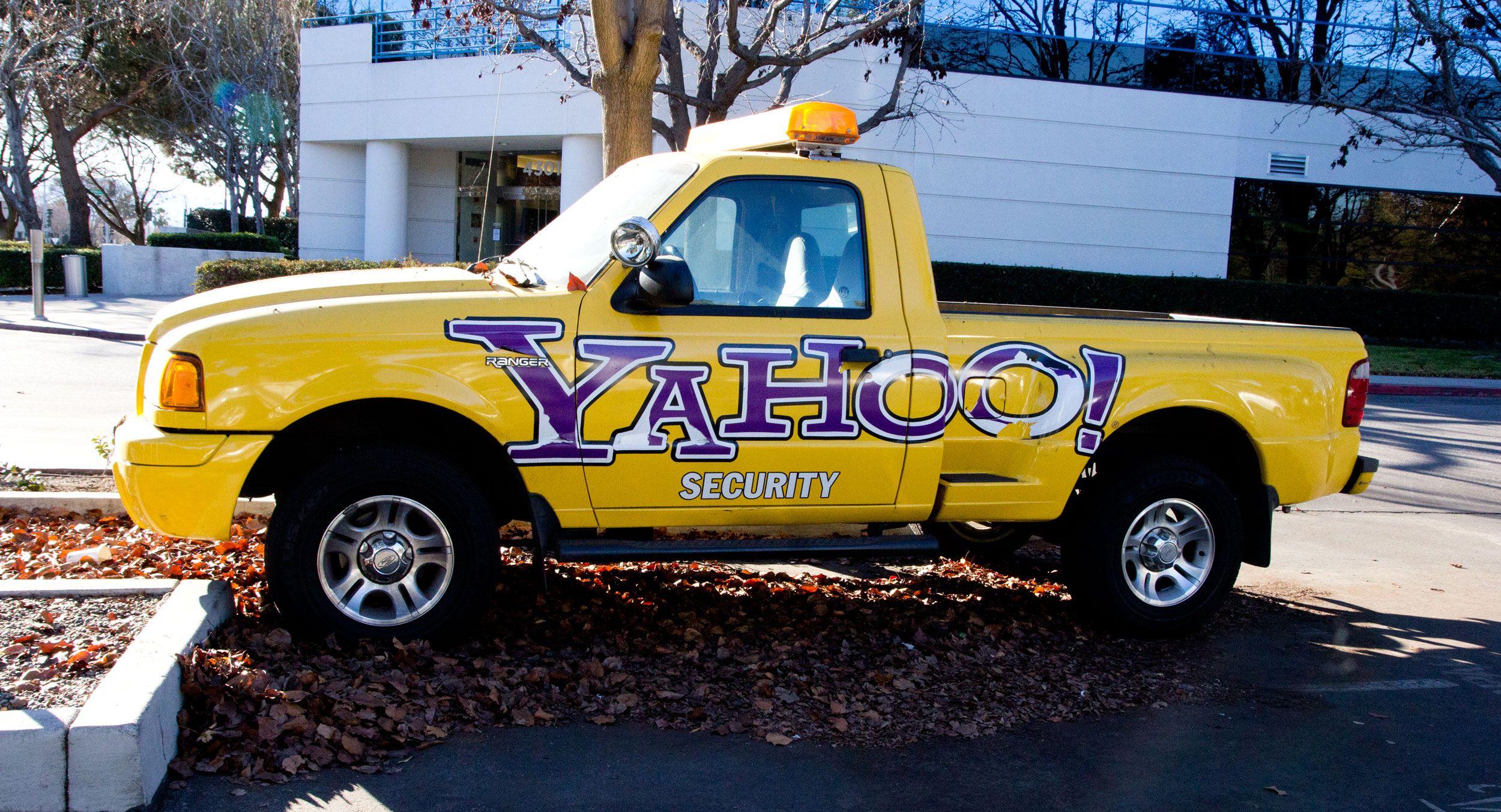 450 000 brukernavn og passord fra Yahoo er lekket