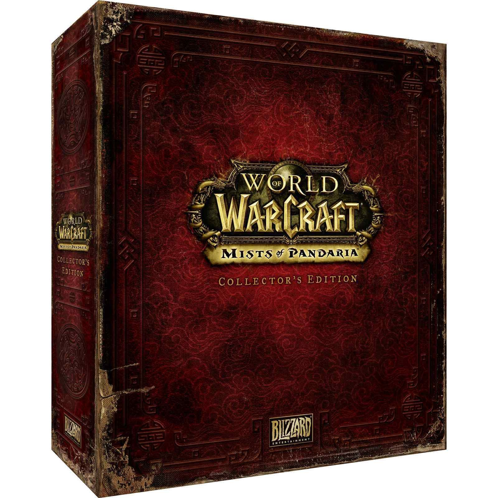 World of Warcraft: Mists of Pandaria Collector's Edition.Foto: Blizzard