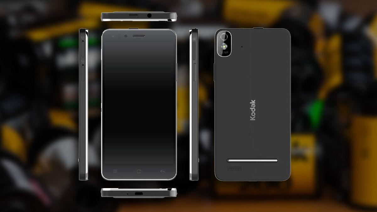 Dette er Kodaks nye telefon