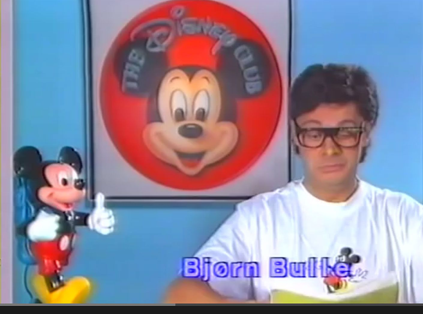 Barne-TV på TV 3. Foto: YouTube