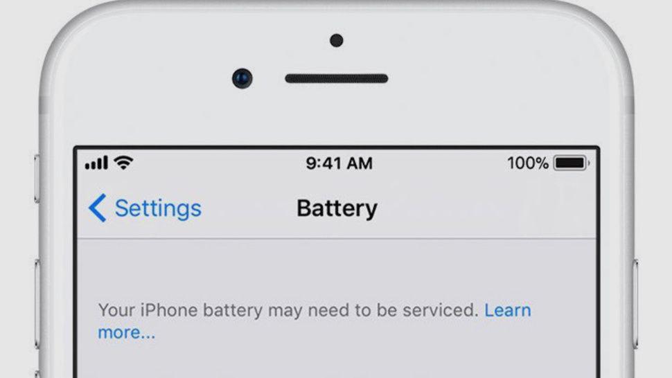 Batteri-advarsel skal beskytte kundene, hevder Apple