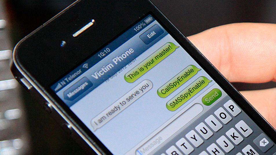 Så enkelt kan mobilen brukes til spionasje Tek.no