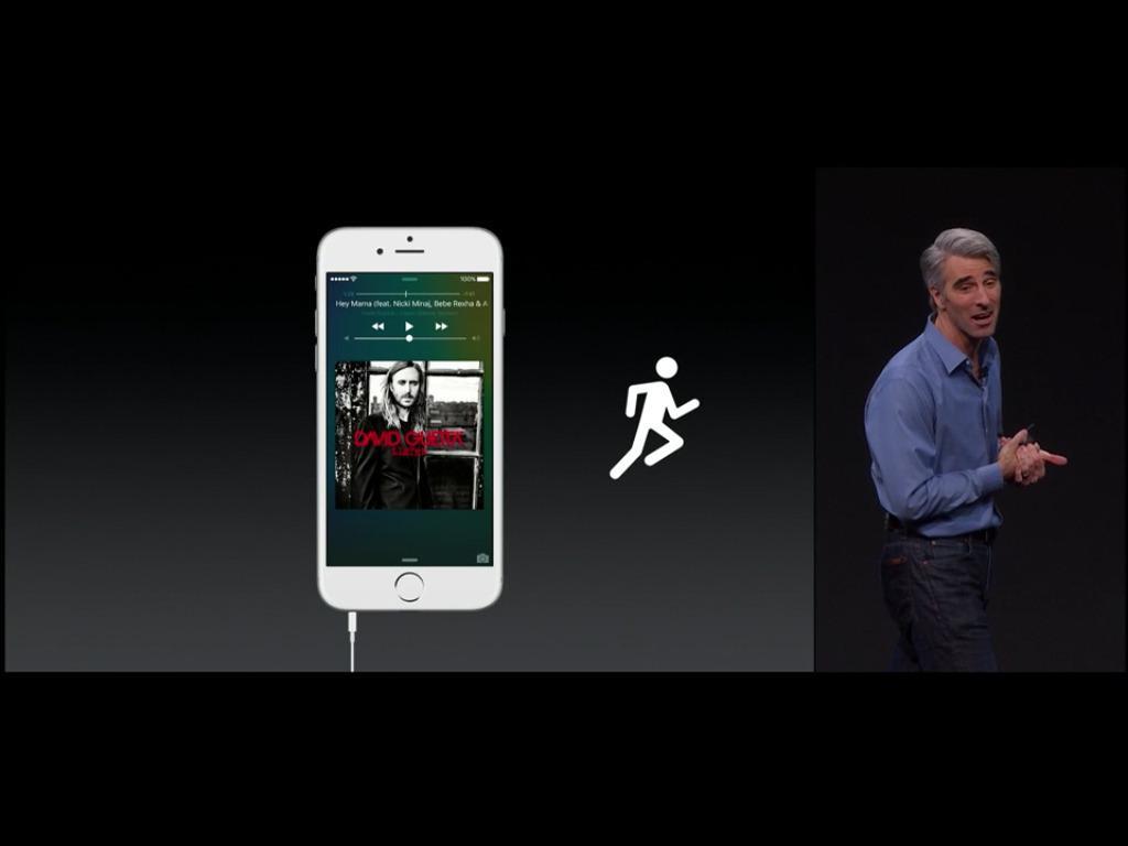 Hvis du pleier å ta en løpetur om morgenen vil «Siri» finne ut av det og ha musikken klar til deg.