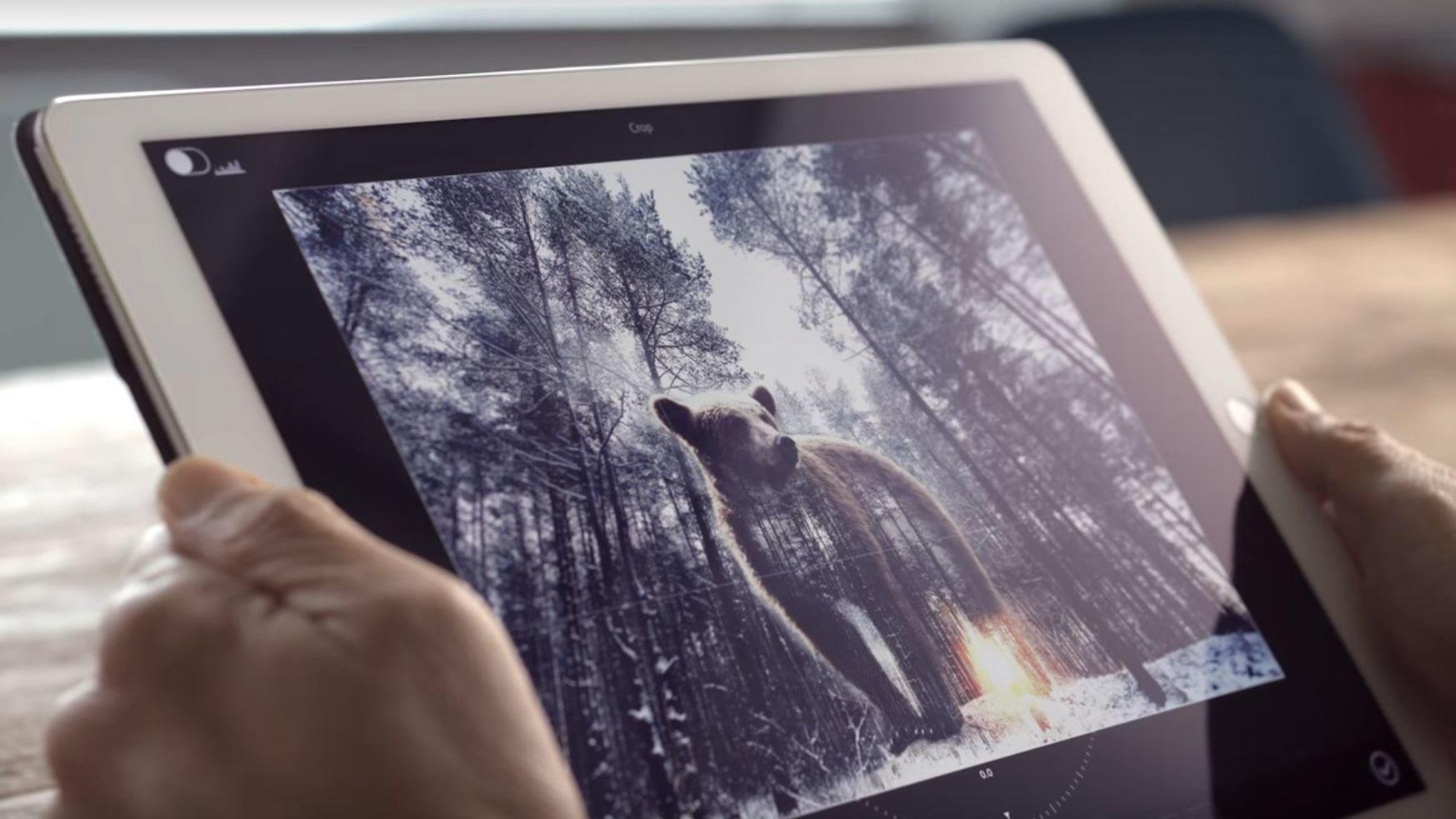 Adobe vil la deg redigere bilder med stemmen