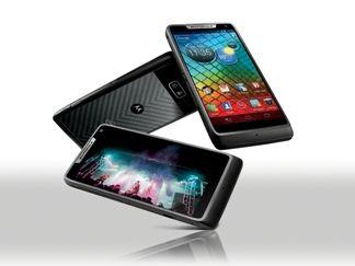 Foreløpig har vi ikke fått spesielt gode bilder av baksiden - dette er det beste Motorola har lagt ut på sine pressesider.