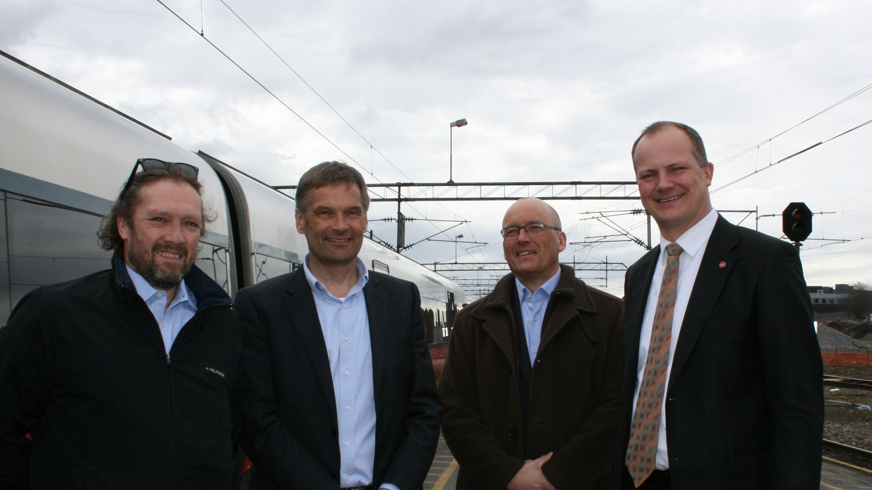Gladnyhet for tog-pendlerne: Nå skal det bli mye bedre nett