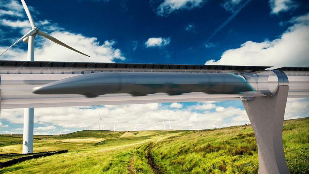 Hyperloop-toget kommer allerede neste år