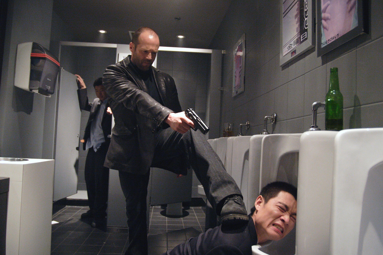 Jason Statham kan spille voldsglad snut. Men en dyp karakter klarer han ikke å skape.