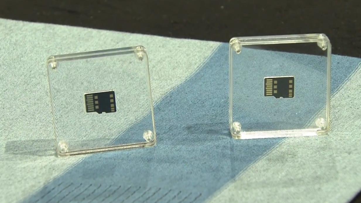 Slik vil Google kryptere mobiltelefonen din med et mikro-SD-kort