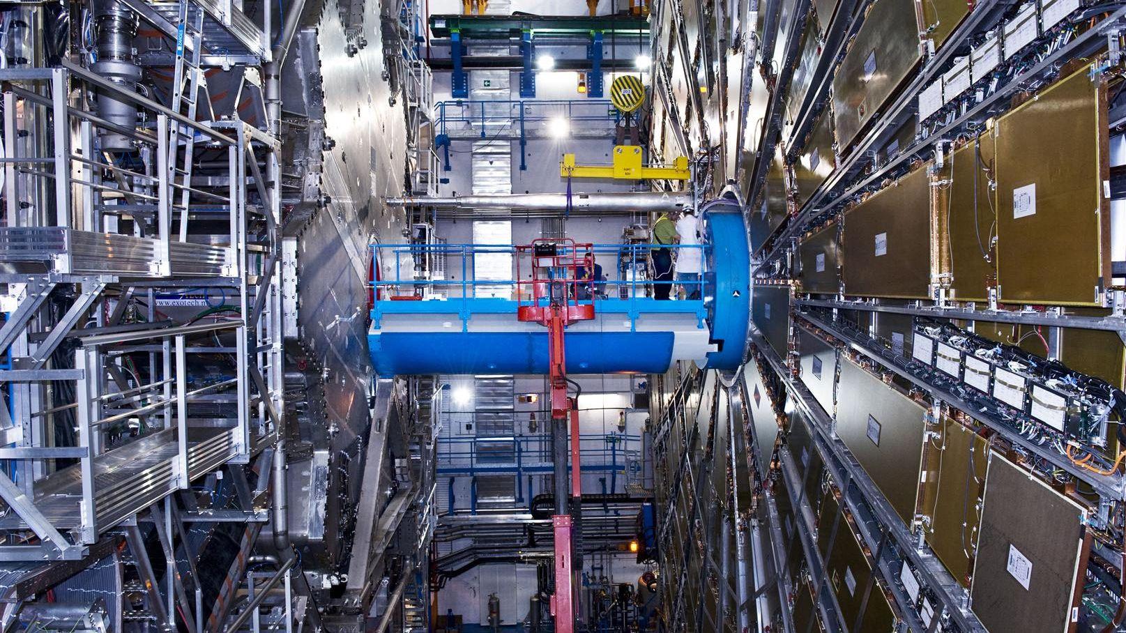 Dårlig start for CERN