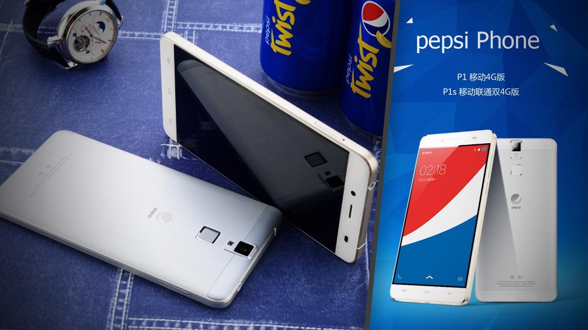 Her er Pepsi-mobilen