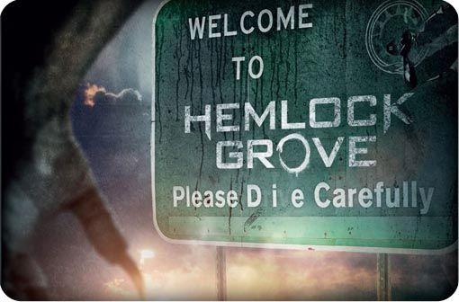 Skrekkserien Hemlock Grove kommer i april.Foto: Netflix