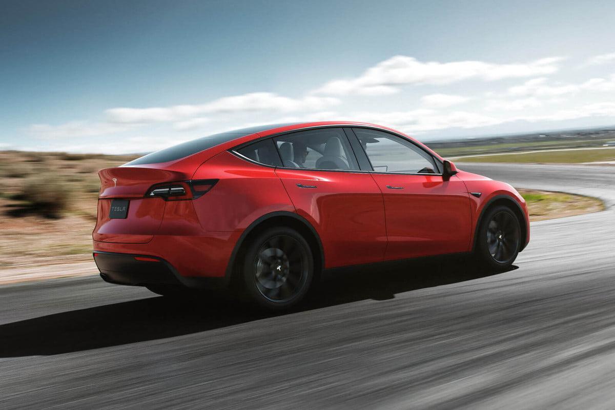 Tesla Model Y er selskapets nyeste bil, og ble Norges mest solgte bil i august.