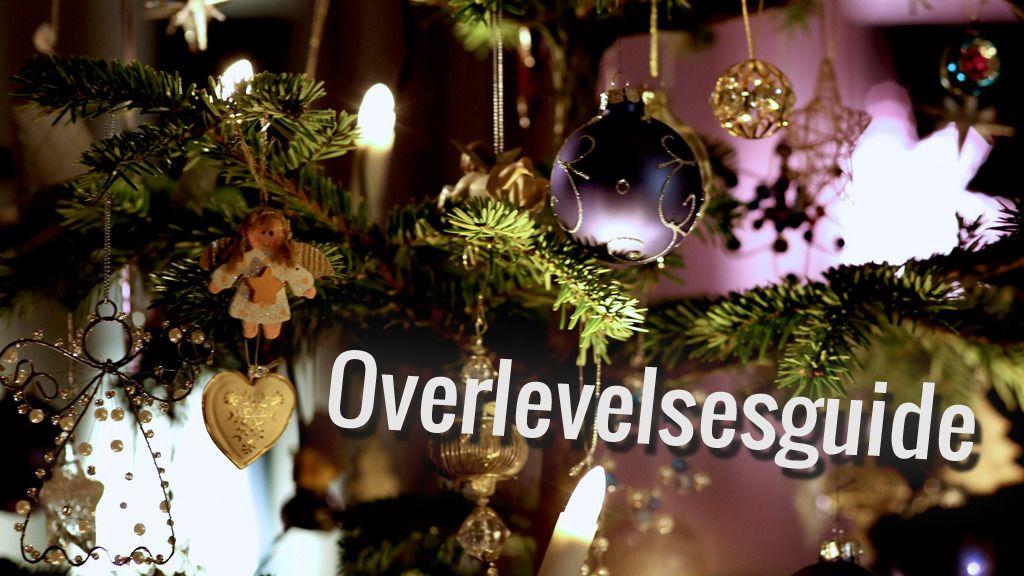 Slik overlever du julen