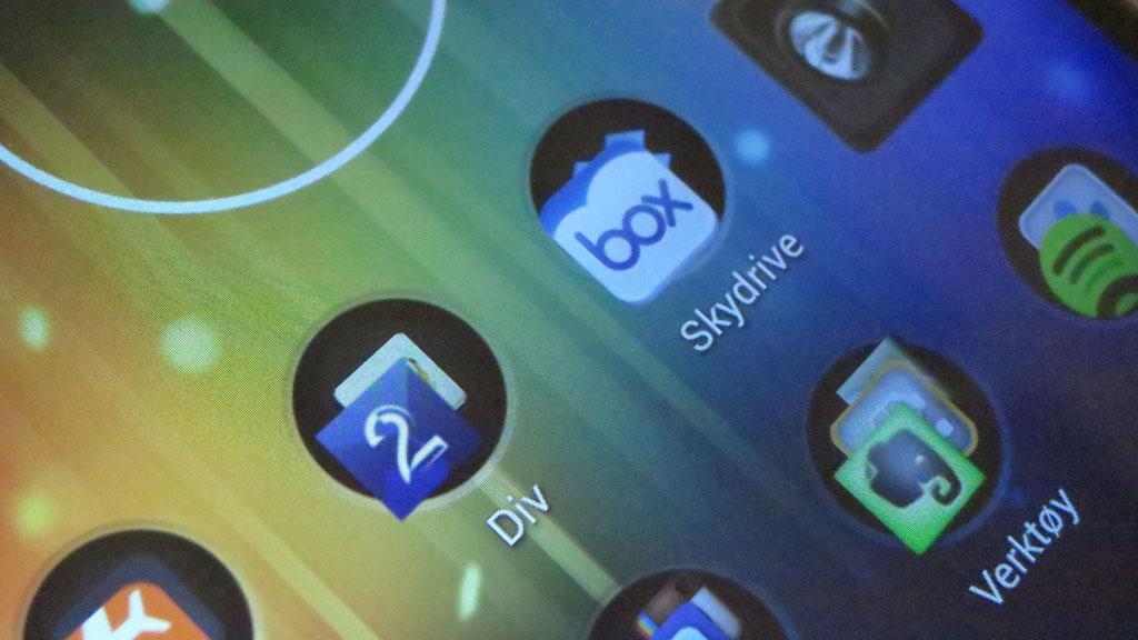 Skjermen på Nexus 4 har god fargegjengivelse og er sylskarp. Den skal bruke 70 prosent mindre strøm enn en tilsvarende AMOLED-skjerm.Foto: Espen Irwing Swang, Amobil.no