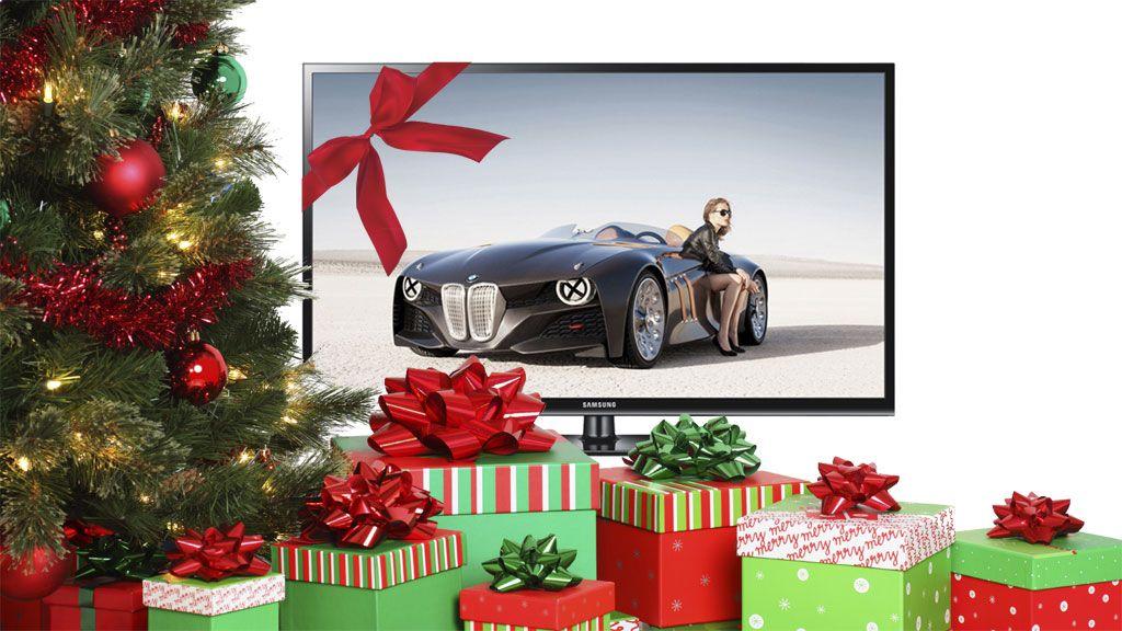 Her er TV-ene du skal kjøpe til jul