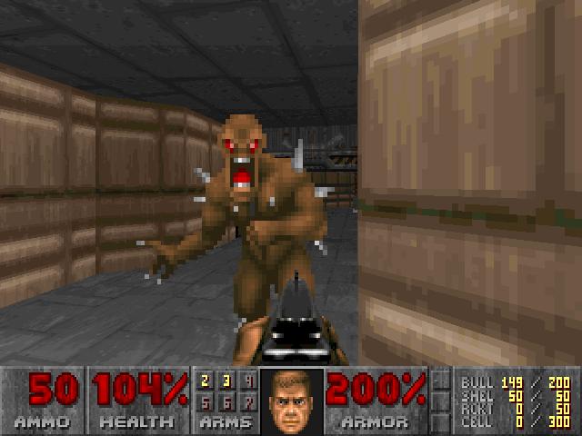 Doom. Foto: id Software