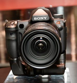 Sonys flaggskip - klikk for større bilde