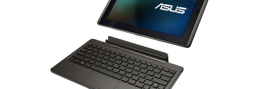 Vårt testprodukt ble levert med engelsk tastatur, men kjøper du en Asus Transformer gjennom vanlige salgskanaler skal den ha nordisk tastatur med æ, ø og å.