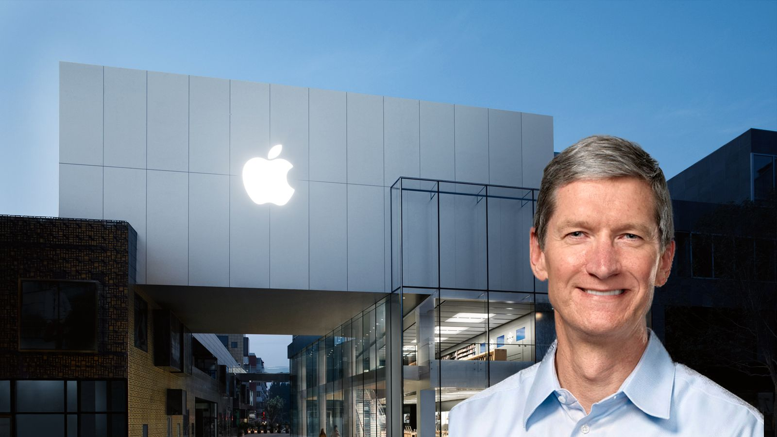 Tim Cook, CEO i Apple.Foto: Apple